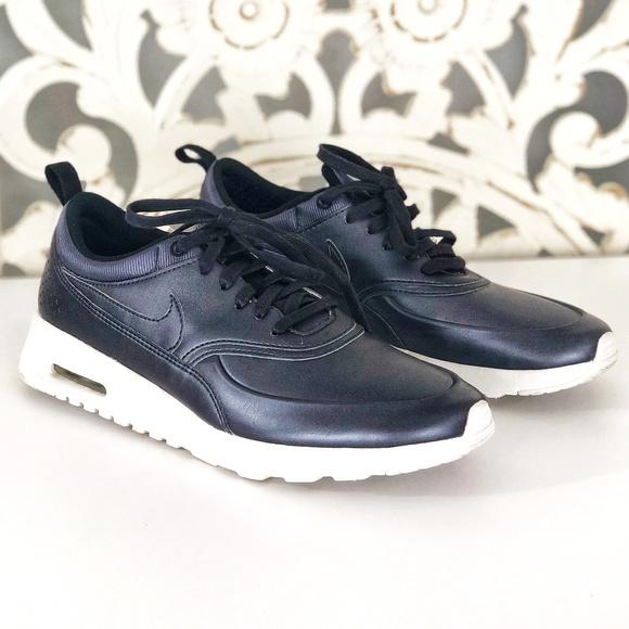 best service 3fd57 9058c Nike Air Max Thea SE Black Athletic Sneaker. M 5b881c9f9539f734a42e4c81